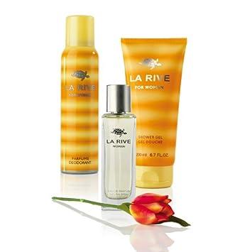 Tv Unser Original La Rive Parfum Set For Women 1er Pack 1 X 440