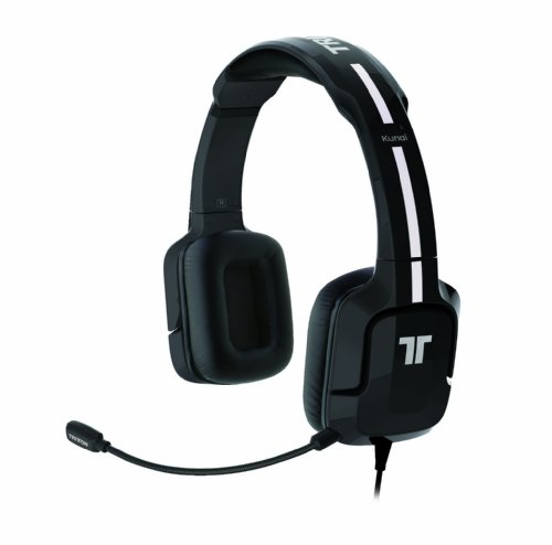 TRITTON Kunai Stereo Headset for PlayStation 4, PlayStation 3 and PlayStation Vita - Black