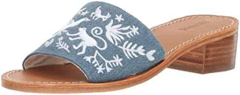 Soludos Women's Otomi City Slide Sandal