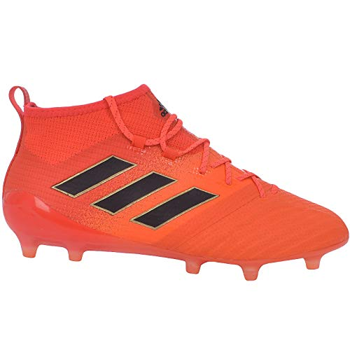 adidas Ace 17.1 FG Mens Firm Ground Soccer Boots/Cleats-Orange-9