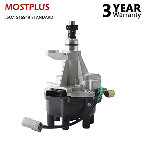 MOSTPLUS New Ignition Distributor for Nissan Truck Frontier Xterra Quest Pickup V6 96-04 22100-1W601