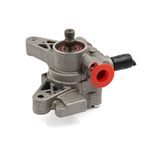 uxcell New Power Assisted Steering Pump 21-5919 56110PAAA01 for 1998-2002 Honda Accord 2.3L (2000 Honda Accord Power Steering Pump Noise)