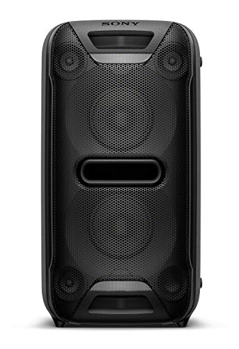 Sony XB72 High Power Home Audio System with Bluetooth Technology (GTK-XB72), Black