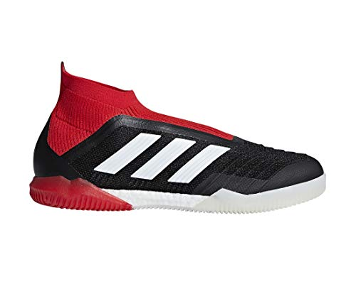 new style bd1b9 5c4d7 Scarpe rosso 18  Tango Calcio Nero In Adidas Predator Z7xRwTz