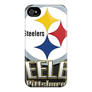 Rugged Skin Cases Covers For Samsung Galasy S3 I9300- Eco-friendly Packaging(pittsburgh Steelers)