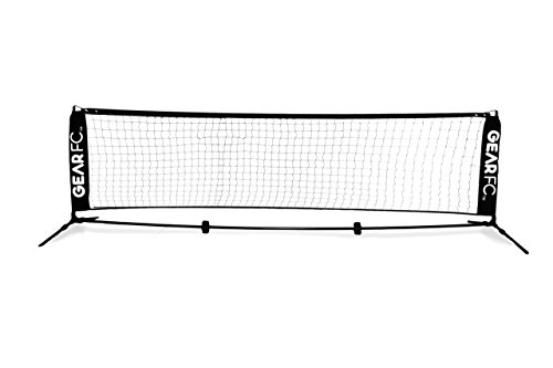 (All-Surface Soccer Tennis Net - 9.8 Feet | 3 Meters Wide - Portable with Carrying)