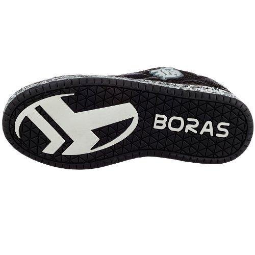 Format Noir Mixte Boras De Skateboard Adulte 3426 Chaussures dWUwC1