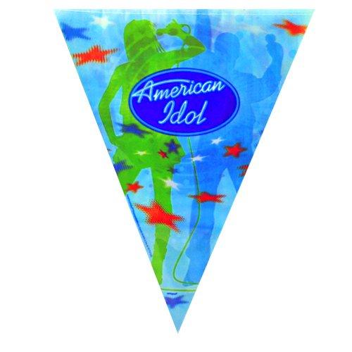 American Idol Flag Banner (12ft)