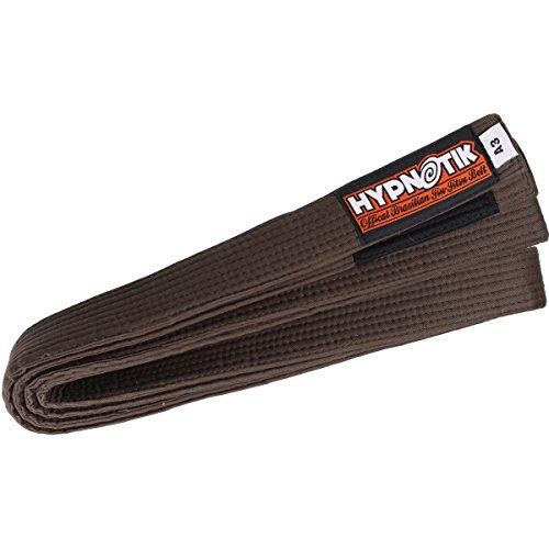 Hypnotik Jiu Jitsu Gi Belt Brown A5