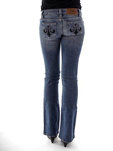 Sinful bleu Jeans Sinful Jeans Femme bleu Bleu Femme Bleu Sinful dHcwqAqX