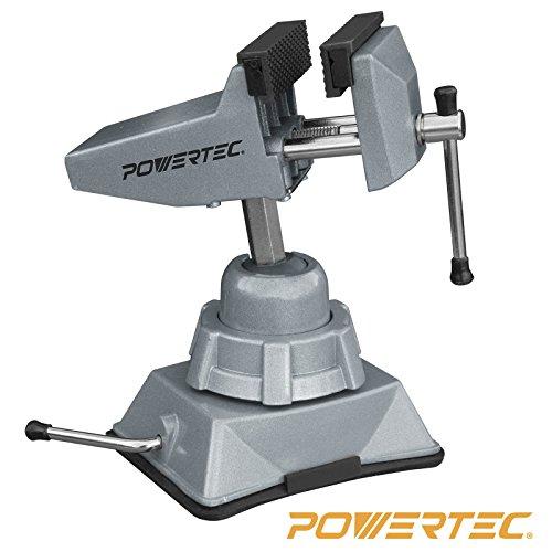 POWERTEC 71016 Vacuum Base ()