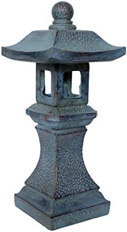 Pagoda Lantern Statue 16″