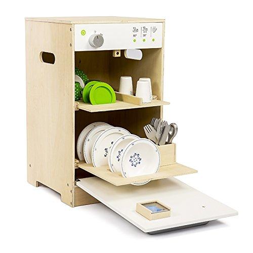 Kinder Spülmaschine - Spielzeug Spülmaschine - MaMaMeMo Geschirrspüler