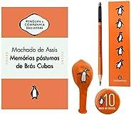 Memórias Póstumas De Brás Cubas - Kit Penguin 10 Anos