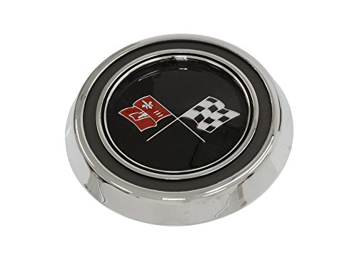1967 Corvette Horn Button All