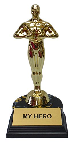 My Hero Trophy Award-7