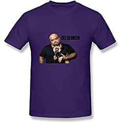 Ceelo Green The Love Train Tour 2016 Logo.png Mens Purple T Shirt