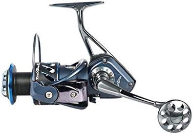 ZREELS 釣りスピニングリール、 フロントドラッグ メタルベアリング 釣り竿アクセサリー、 周りの交換 (色 : 2000)