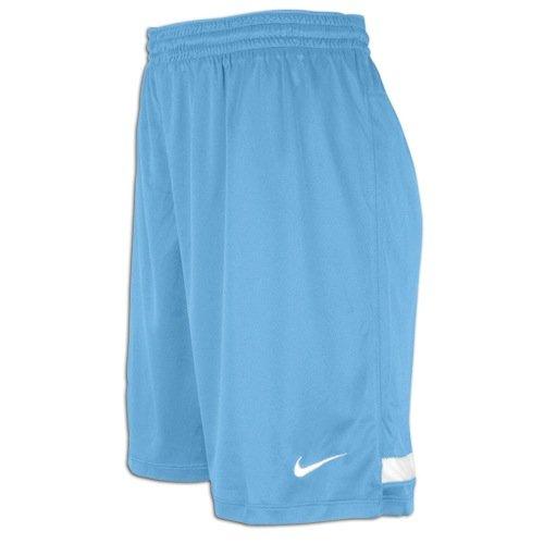 Amazon Com Nike Hertha Knit Soccer Shorts Light Blue M Clothing