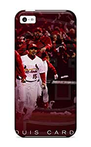 Hot st_ louis cardinals MLB Sports & Colleges best iPhone 5c cases 8096747K593560123