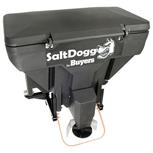 Buyers Products TGS07 Low Profile Pickup Truck Tailgate Salt Spreader 11 Cu. Ft. Capacity by Buyers Products