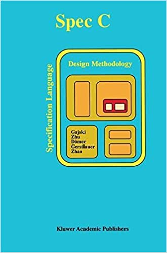 Specc specification language and methodology daniel d gajski specc specification language and methodology daniel d gajski jianwen zhu rainer dmer andreas gerstlauer shuqing zhao ebook amazon fandeluxe Image collections