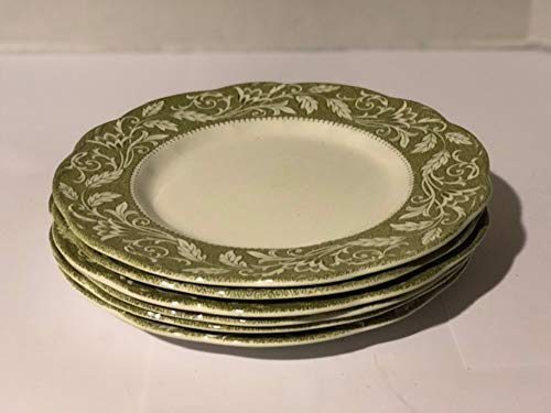 J & G Meakin Renaissance Green Dinnerware Set for sale  Delivered anywhere in USA