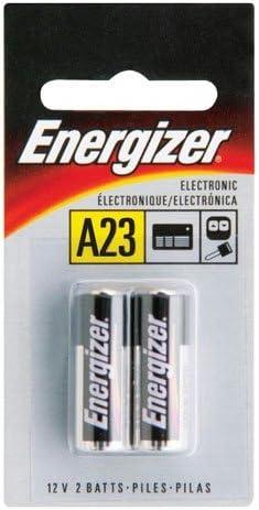 ENERGIZER A23 Alkaline 12 volt Battery