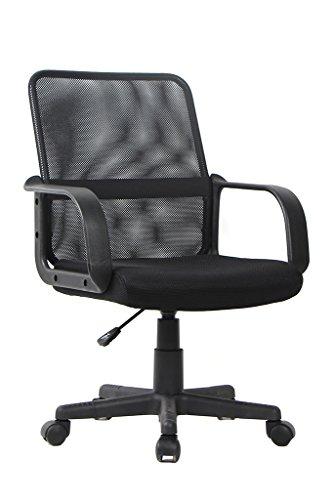 符合人体工学设计,超舒服办公椅仅$56.99!