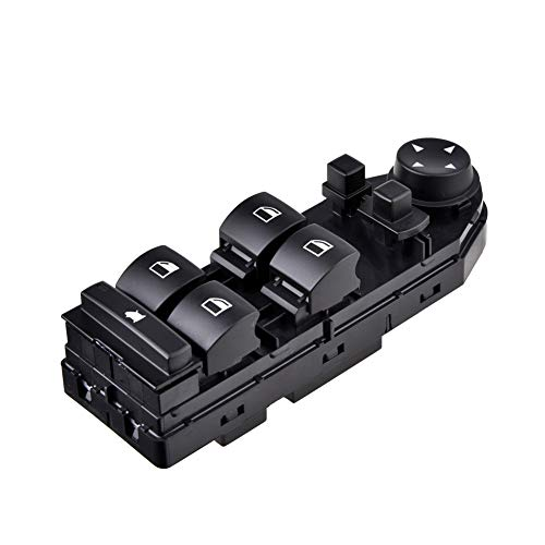 TOHUU 61313414355 Driver Window Lifter,Mirror Switch Control Unit for 2004-2010 BMW E83 X3 2.5 3.0