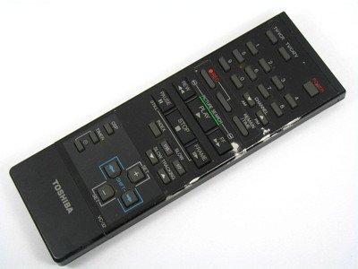 Price comparison product image Toshiba VC32 VC-32 Remote Control