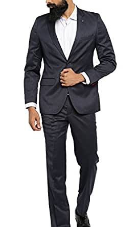 Michealboy Men Suit Slim Fit Double Breasted for Evening/Dinner/Party