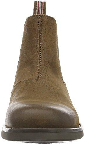 Napapijri Alvin, Zapatillas de Estar por Casa para Hombre Marrón - Braun (cognac N45)