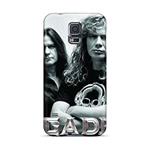 Samsung Galaxy S5 NWB8012uBTd Provide Private Custom High Resolution Foo Fighters Pictures Shockproof Cell-phone Hard Covers -RichardBingley