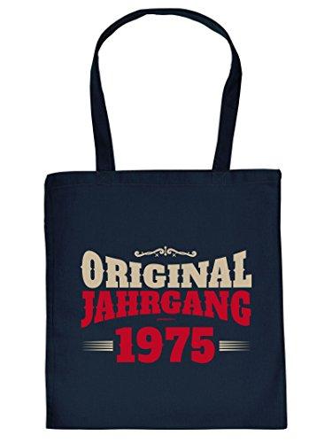 ORIGINAL JAHRGANG 1975 :Tote Bag Henkeltasche. Beutel mit Aufdruck. Tragetasche, Must-have, Stofftasche, Geschenkidee