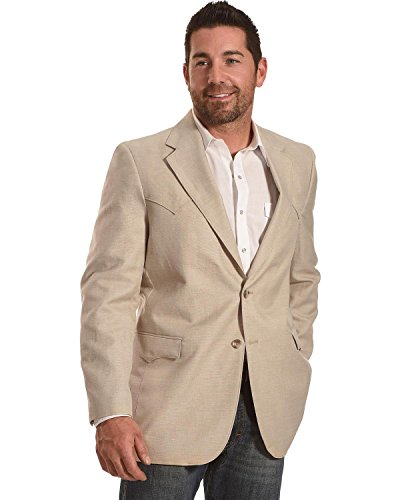 Circle S Men's Fort Worth Wheat Sport Coat Reg and Long – Cc3348-05