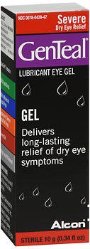 Gel Eye Drops For Contacts - 9
