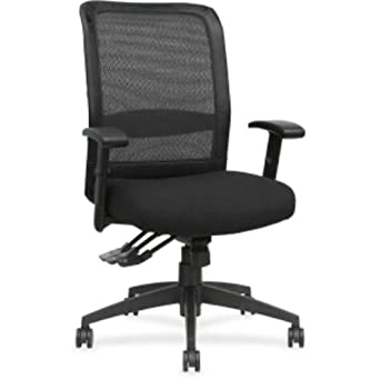LLR62105   Lorell Executive High Back Mesh Multifunction Chair