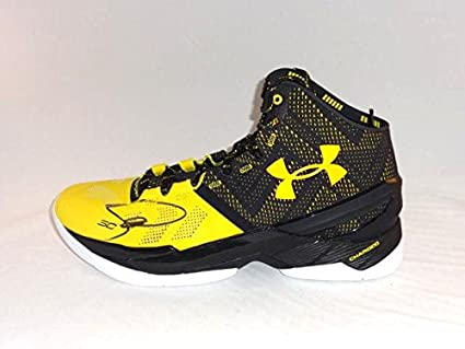 a21e39376bc7 Stephen Curry Golden State Warriors Signed Game Model Under Armour Shoe -  PSA DNA Certified