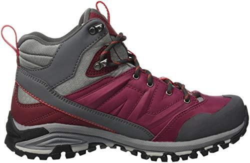 Midg Randonnée LD de Chaussures MILLET Up Femme Hike Burgundy qxfw6qYt