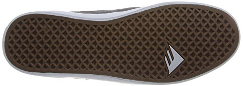 Emerica Men's Troubadour Low Skateboarding Shoe Navy / White / Gum 51VY7XTNk4