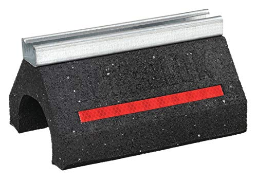Roof Pipe Support - Pipe Support Block, 500 Lb Load, 5 In H