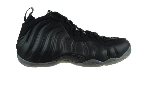 great fit 74507 f0421 Amazon.com   Nike Air Foamposite One Stealth Mens Shoes Black Black-Medium  Grey Black Black-Medium Grey 314996-010-9.5   Basketball