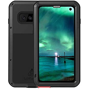 Amazon.com: LOVE MEI Samsung Galaxy S10 Plus Case with Built ...