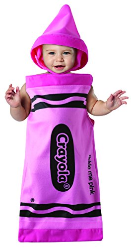 Rasta Imposta Crayola Tickle Me Bunting, Pink, 3-9 -