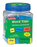 Eureka EU-867450 Word Tiles Parts Of Speech 160/Pk Color Coded