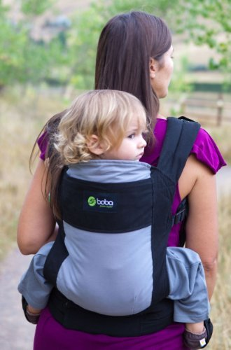 BOBA Classic Baby Carrier 3G – Glacier, Baby & Kids Zone