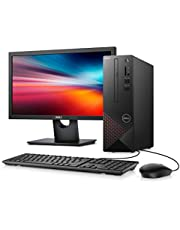 "Kit Computador Desktop Dell Vostro 3681-M10M 10ª Geração Intel Core i3 4GB 1TB Windows 10 + Monitor 21"""