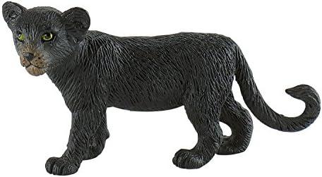 Personaggio//personaggio del gioco Animali Selvatici Papo 50026 PANTERA NERA-NUOVO