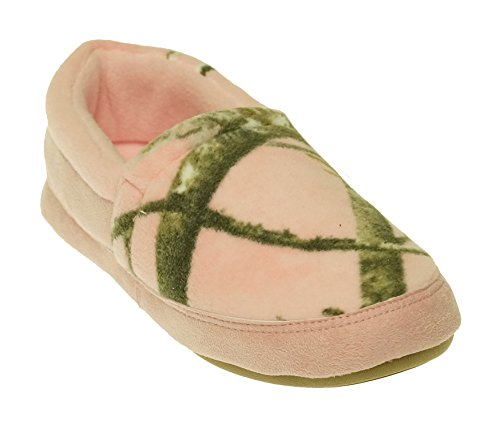 Bo Commander (Duck Commander Women's Gum-Bo Canvas Shoe Pink Camo 8)